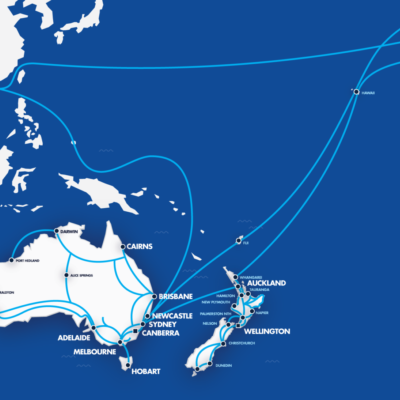 Connecting Australia to South East Asia