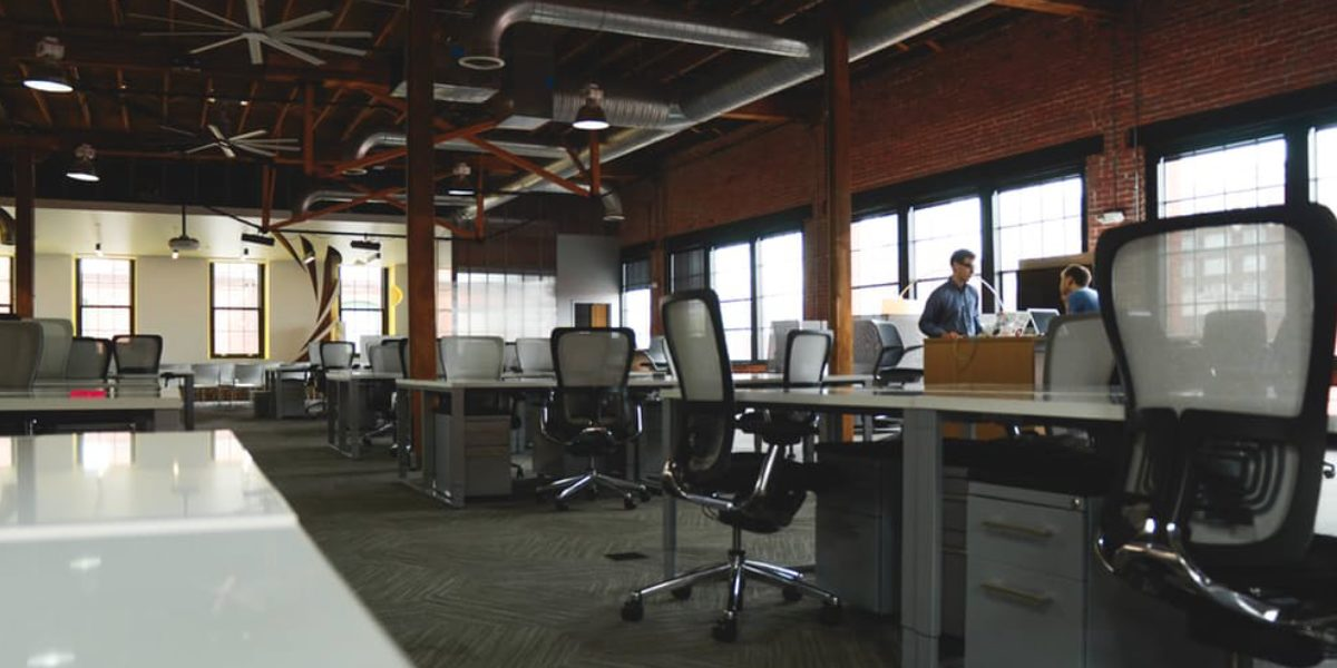 What is a small office Desk Vocus Communications Key Considerations When Choosing New Office Space