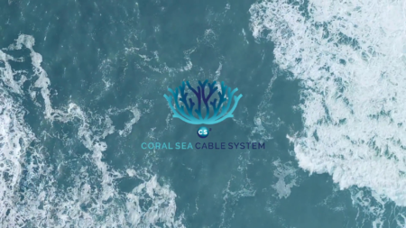 Coral Sea Cable System Impact Video